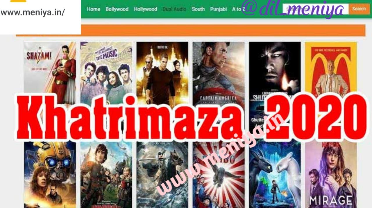 Khatrimaza 2020 - Khatrimazafull HD Bollywood Movies Do